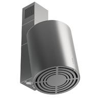 cooker hood 03 3d model