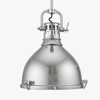 hudson valley pelham pendant lights 3d model