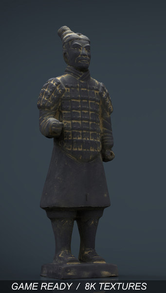 max terracota soldier