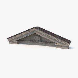 pediment max