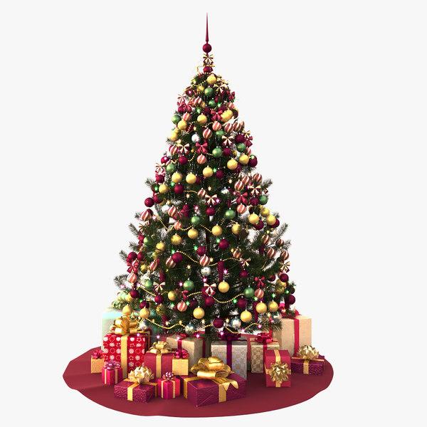 3d christmas tree v2