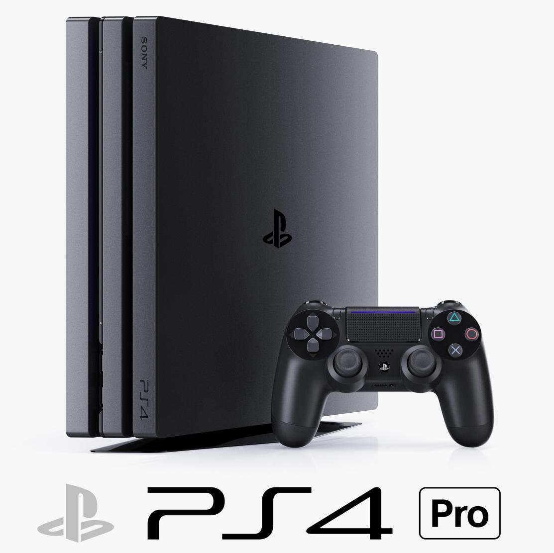 sony playstation 4 pro max