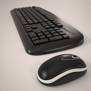 max computer keyboard mouse