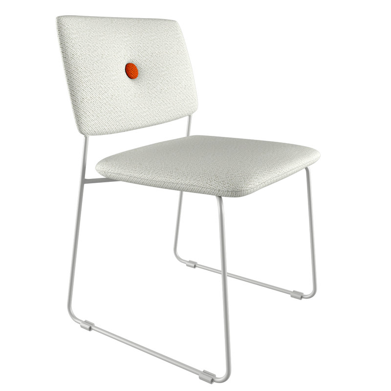 chair dundra 3d obj