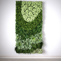 Vertical garden, 2x1 meters, MODUL ONE