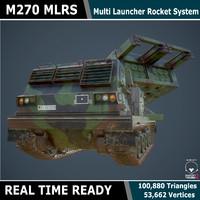 m270 mlrs artillery max