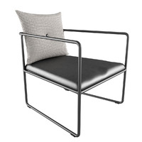 chair morris easy 3d 3ds