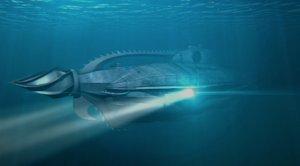 3d nautilus submarine jules verne model