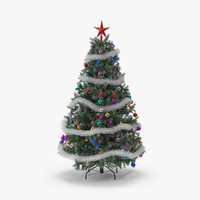 artificial tree 3d max