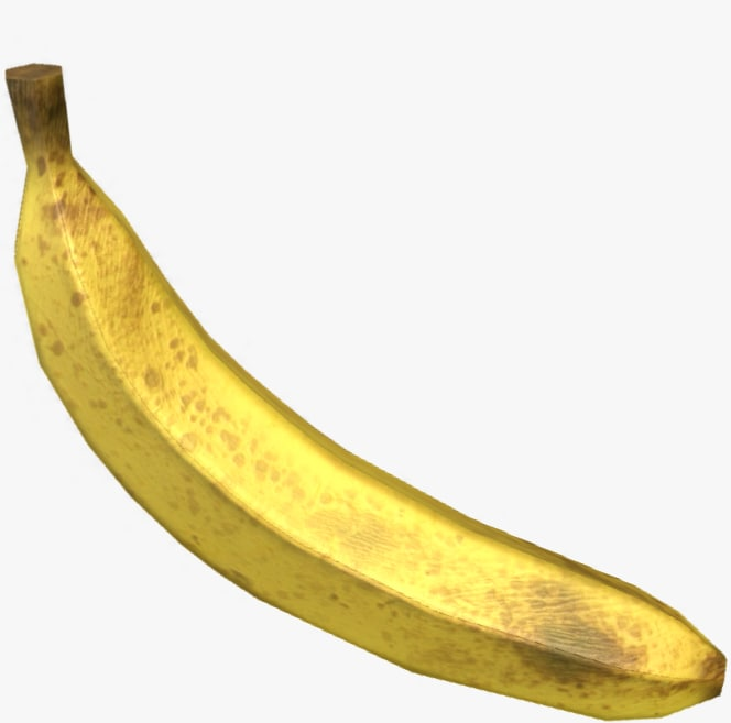 banana 3ds