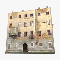 real-time venice 3d max