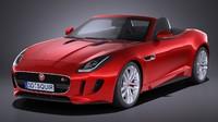 Jaguar F-Type Convertible S 2017