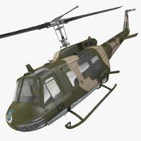 3d bell uh-1 iroquois camo