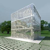 Exhibition building 05