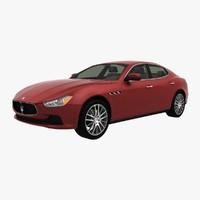Maserati Ghibli S Q4-2016