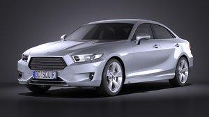3d 2015 generic model