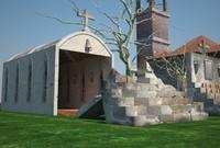 38 Model Pack Cemetery