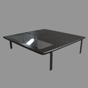 3d model perry table