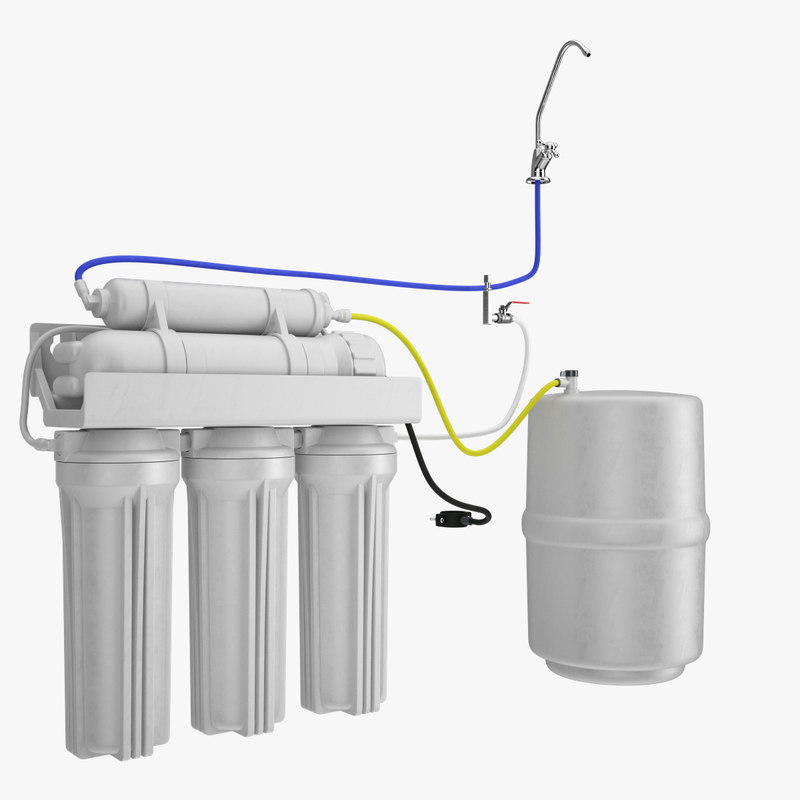 max reverse water filtration