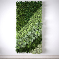 Vertical garden, 2x1 meters, MODUL THREE