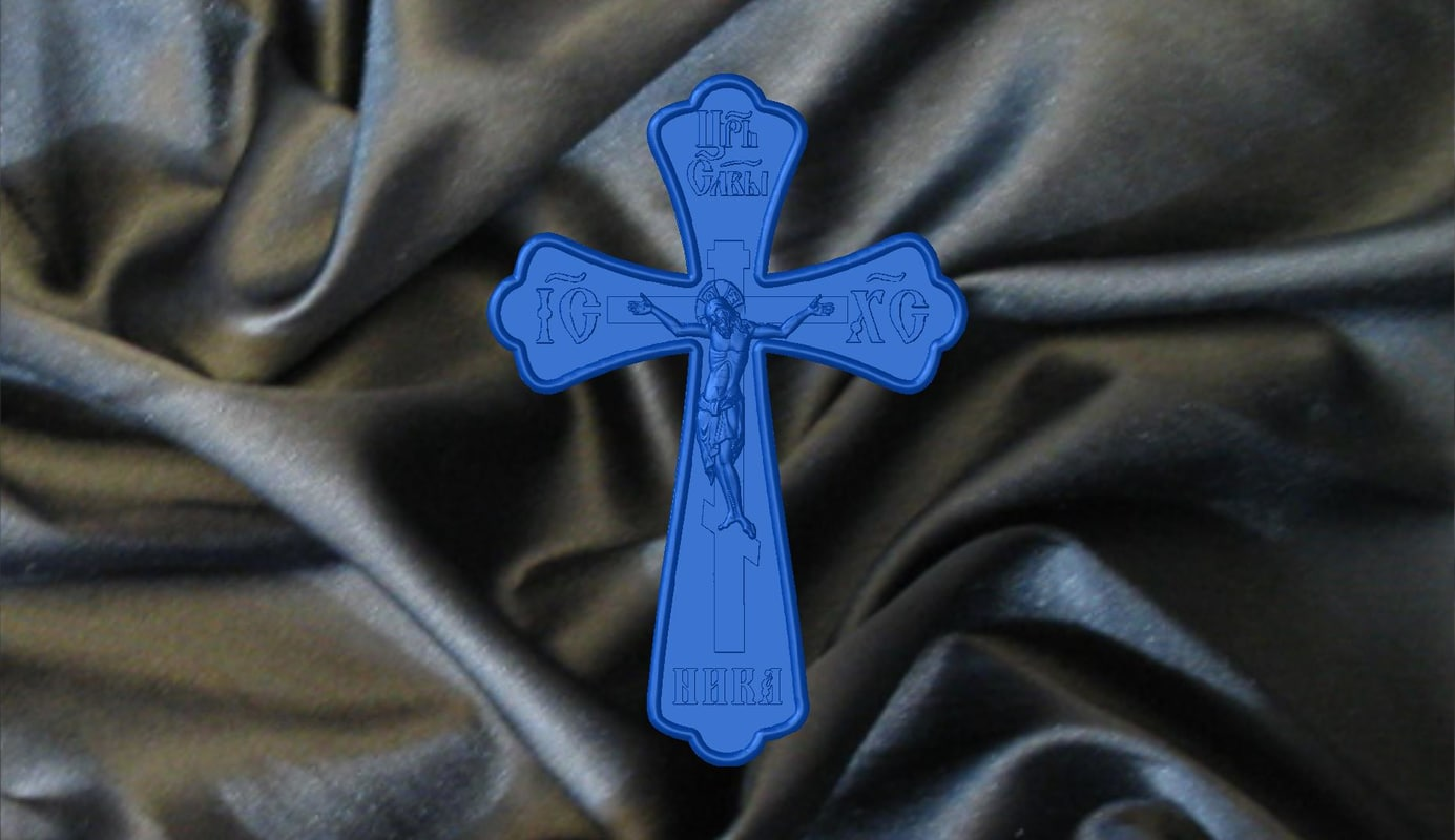 obj cross