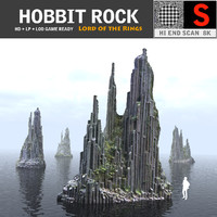 HOBBIT Cliff scan 8K