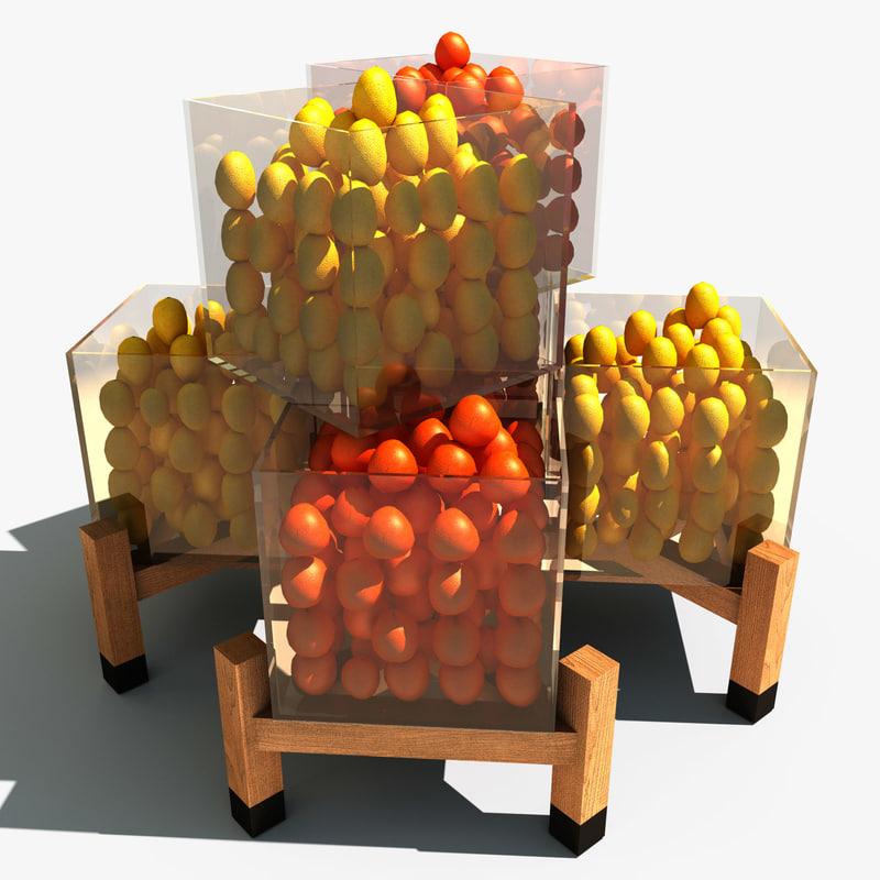 fruit rack max