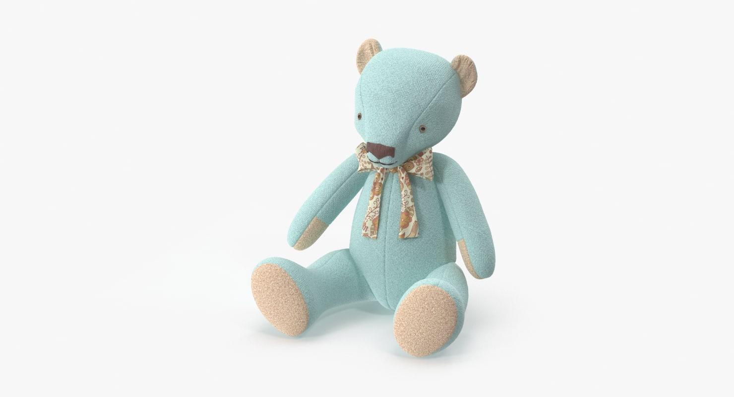 3d teddy-bear-02