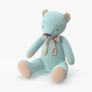 3d teddy-bear-02