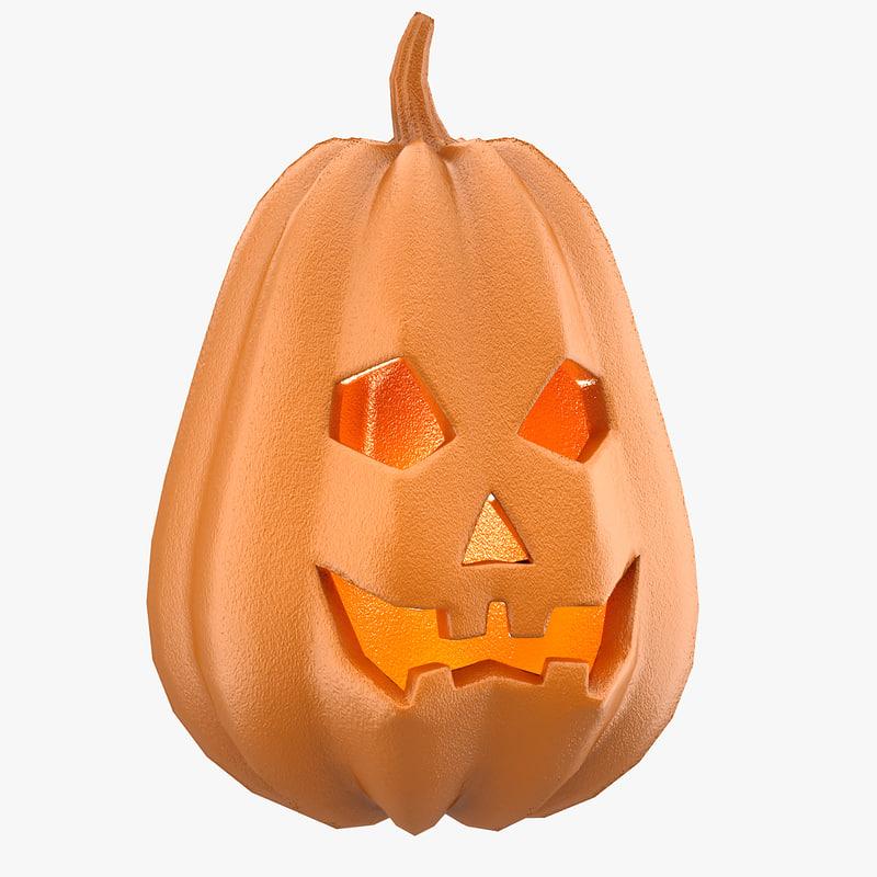 max pumpkin head