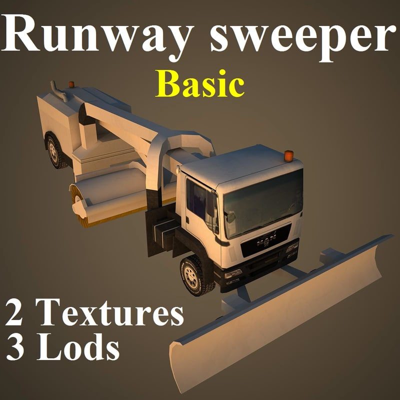3d runway basic