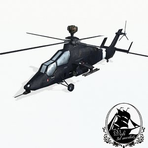 airbus helicopters tiger eurocopter 3d max