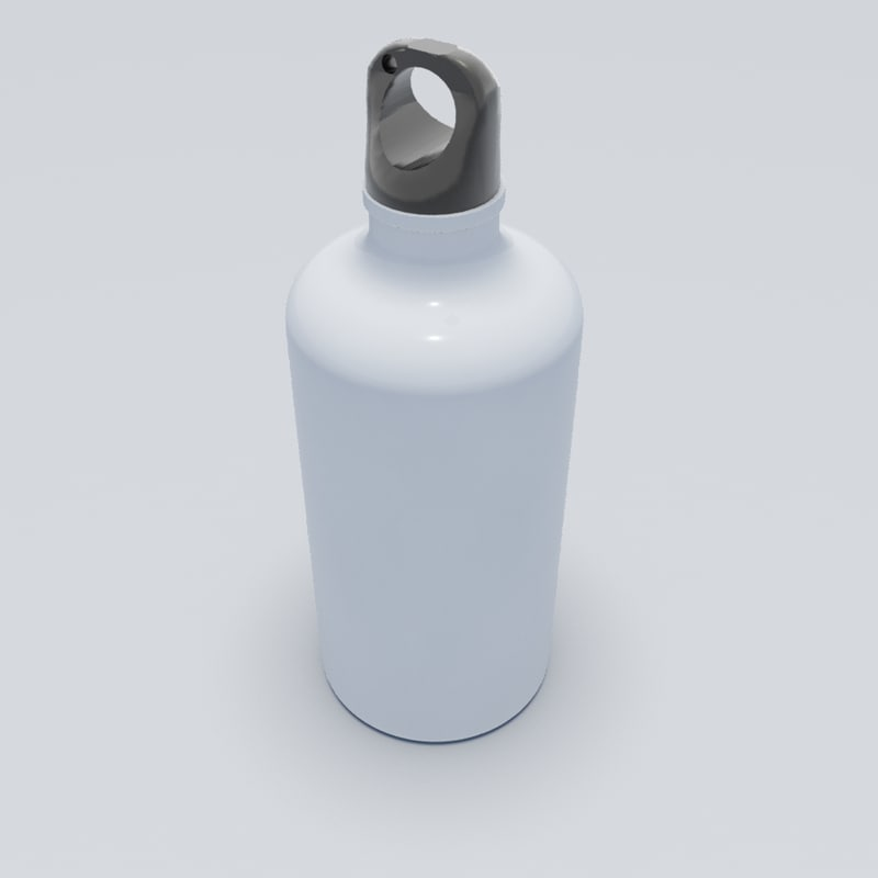 metal water bottle max