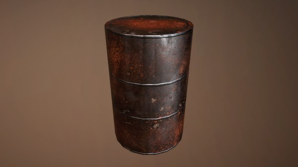 barrel obj free