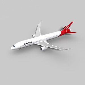 787 qantas 3ds
