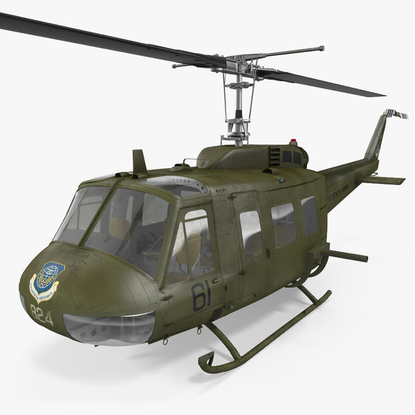 max military utility helicopter bell