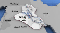 iraq elections beveled 3d max