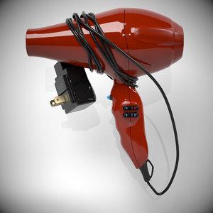 lwo hair dryer