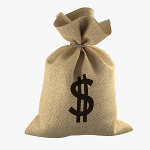 money bag 3d 3ds