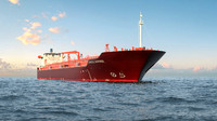 oil tanker cargo ship 3d 3ds