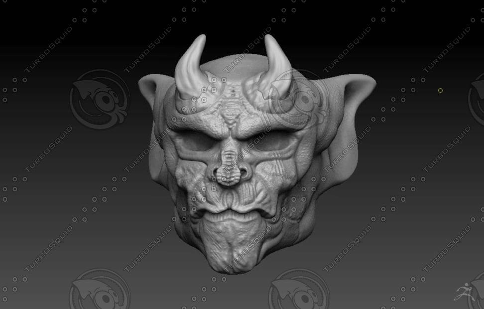 demon head 3ds