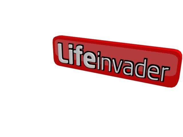 life invader v 3d max