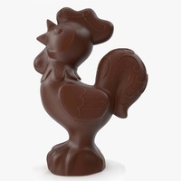 Chocolate Rooster