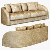 eichholtz sofa les palmiers 3d 3ds