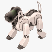 aibo dog sony max