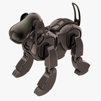 max aibo dog sony