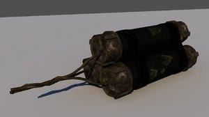 3d pipe bomb
