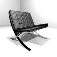 obj designed chair
