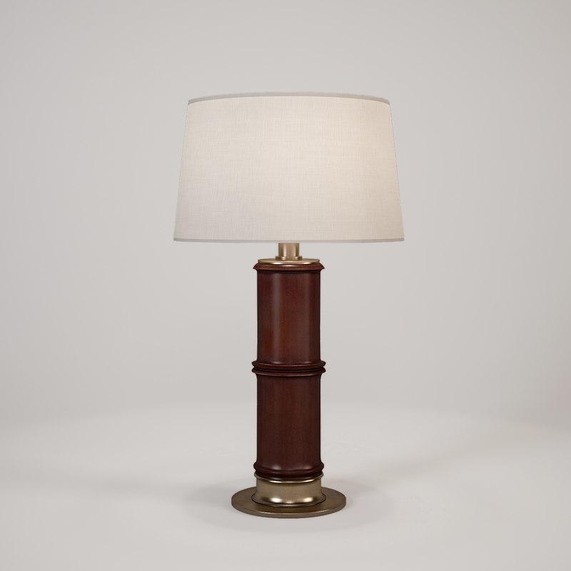 Mahogany table lamp 3ds healey mahogany table lamp 3ds geotapseo Choice Image