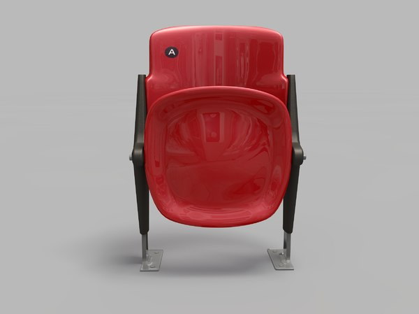 wembley stadium seat style obj